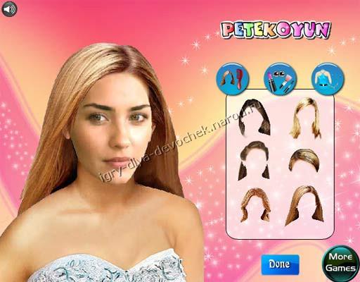 Игры для девочек стиль и макияж